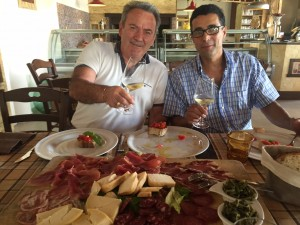 Antonio & Alfredo