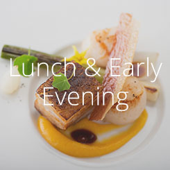 Rinuccini Lunch & Early Evening Menu