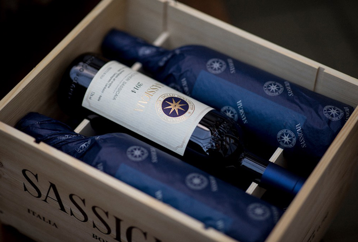 Picture of Sassicaia